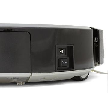 Roboter Staubsauger UV Sterilisator Smart- Mop Automatische Fernsteuerung Dual Brush - 8