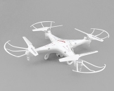Syma X5C 2.4G 6 Axis GYRO 2.0MP HD Camera RC Quadcopter RTF 3D RC Helicopter - 1