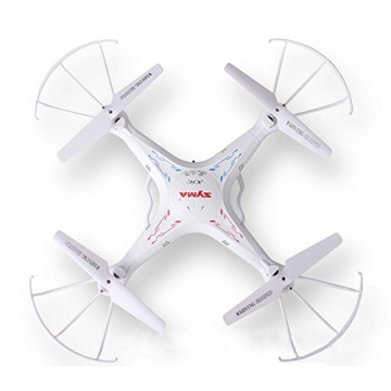 SYMA X5C 2MP HD FPV Kamera 2,4 GHz 4-Kanal 6 Achse RC Helicopter Gyro Quadcopter 2GB TF Karte - 2