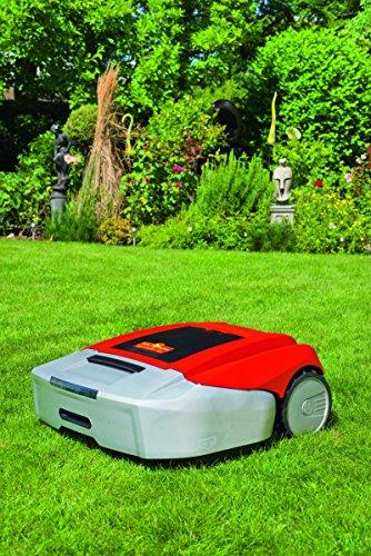 wolf garten expert roboter rasenm her robo scooter 1800 roboter f r haus und garten. Black Bedroom Furniture Sets. Home Design Ideas