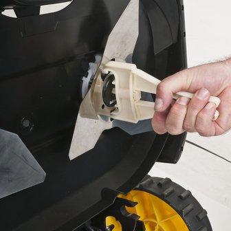 wolf garten expert roboter rasenm her robo scooter 3000 roboter f r haus und garten. Black Bedroom Furniture Sets. Home Design Ideas