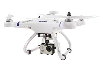 XciteRC 15001500 - Ferngesteuerter RC Quadrocopter Rocket 400 FPV GPS - RTF Drohne Mode 2 - 2