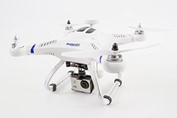 XciteRC 15001500 - Ferngesteuerter RC Quadrocopter Rocket 400 FPV GPS - RTF Drohne Mode 2 - 4