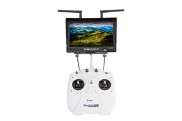 XciteRC 15001500 - Ferngesteuerter RC Quadrocopter Rocket 400 FPV GPS - RTF Drohne Mode 2 - 8