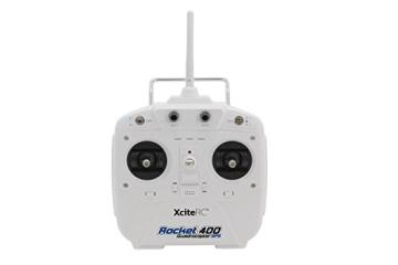 XciteRC 15001500 - Ferngesteuerter RC Quadrocopter Rocket 400 FPV GPS - RTF Drohne Mode 2 - 9